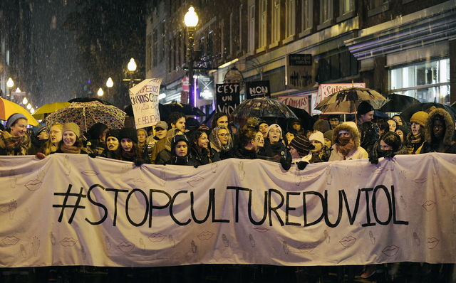 #StopCultureDuViol