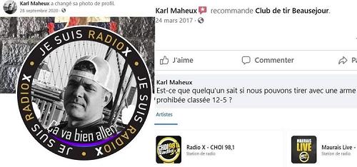 Karl Maheux